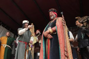 ANNO 1280 Das Jubiläumsfest ist Geschichte …