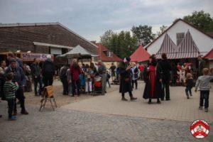Gute Wetteraussichten für den Besuch im Mittelalter …
